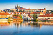 Quadro Prague Castle, Czech Republic