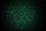 Dark Chemical Background