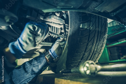 Fixing Steering System