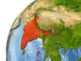 India on Earth