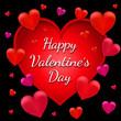 Detaily fotografie Valentine