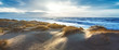 Leinwandbild Motiv Dänische Nordseeküste
