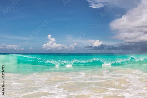Turkusowe morze
