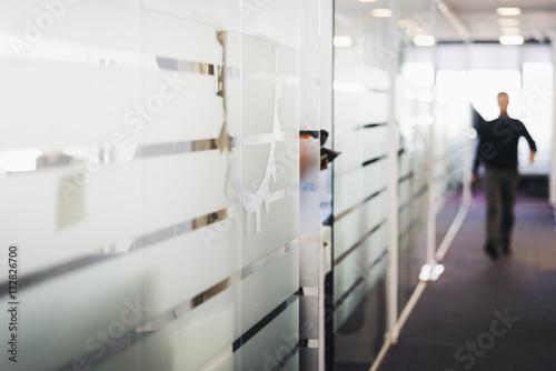 Fototapeta corporate office concept