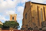 Napoli, la chiesa di Santa Chiara