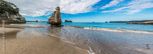 Foto Spatwand Cathedral Cove Cathedral Cove
