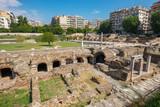 Thessaloniki Roman Forum. Macedonia, Greece - 132923189