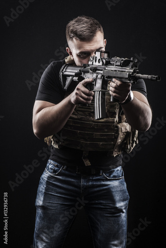 Poster USA Delta special forces