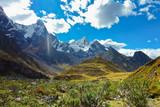 Cordillera of the Andes, Peru