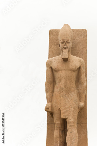 an analysis of the statue of ramesses ii in the university of pennsylvania museum of archaeology and