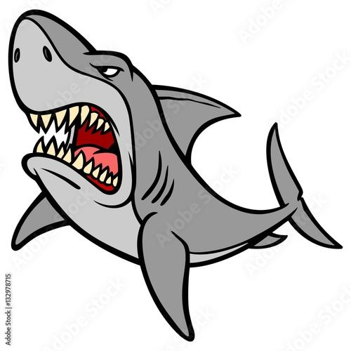 Poster Shark Attack