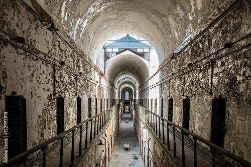 Poster Eastern State Penitentiary - Philadelphia