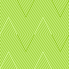 Pattern stripe seamless green two tone colors greenery concept. Chevron pattern stripe abstract background vector.