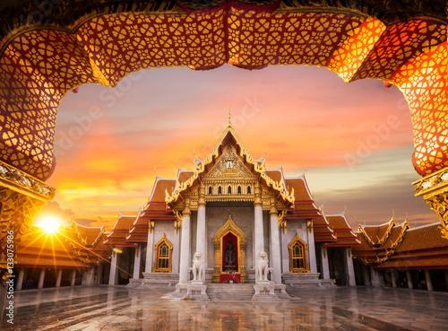 Poster Wat Benchamabopitr Dusitvanaram