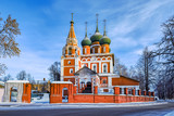 Church of St. Michael the Archangel in Yaroslavl, Russia