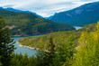 Ross Lake in North Cascades National Park, Washington