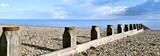 Groyne on Winchelsea Beach
