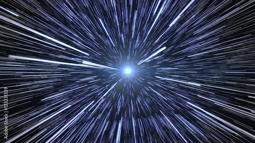 Hyperspace Stars Travel - 133231339