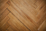 parquet wooden, old, scratched,