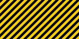 Fototapety warning striped rectangular background