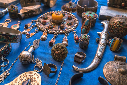 Valokuva Arabic fashion accessory