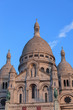 Basilica of the Sacred Heart of Paris (Sacre-Couer), Montmartre, France