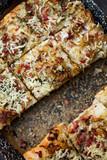 homemade bread scone
