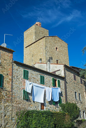 Poster Vinci - Toscana - Italia