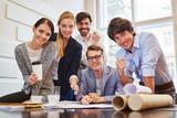 Erfolgreiches Business Team