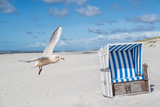 ruhiger Tag am Strand