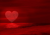 Glass Heart Moon - 133396106