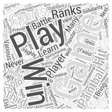 BWPB paint ball playing tips Word Cloud Concept