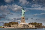 Front view of the Statue of Liberty, New York - 133417735