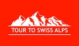 White Logo of Swiss Mountains