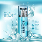Facial Treatment Essence Skin Care Cosmetic.