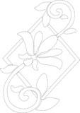 Elegant flower
