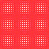 Fototapety Polka dot background, vector seamless pattern. The white circles on a red backdrop. For the design of the fabric, wallpaper, wrapper, prints, decoration