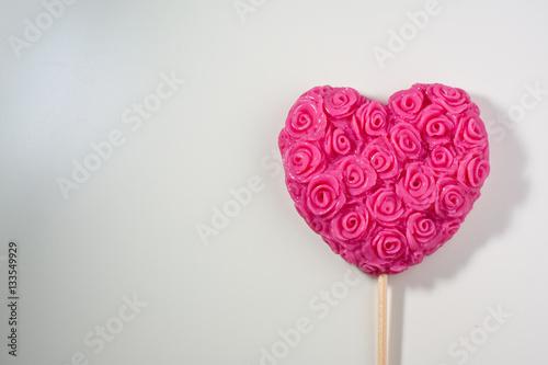 one lollipop heart 2 Poster