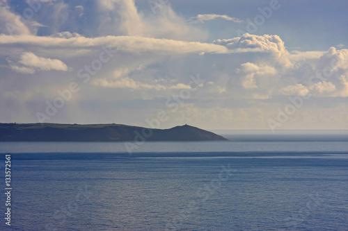 Poster Rame Head, Cornwall