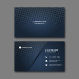 Business Card Template. - 133678141