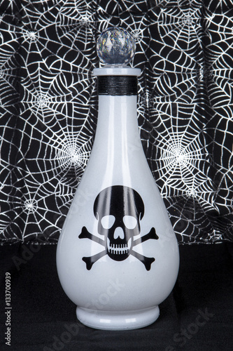 Poster Dangerous Bottle