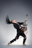 rock musician emotions