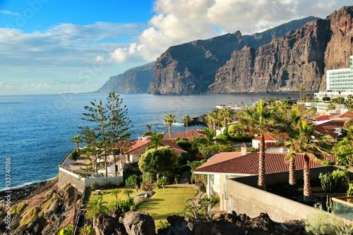 In de dag Canarische Eilanden Tenerife