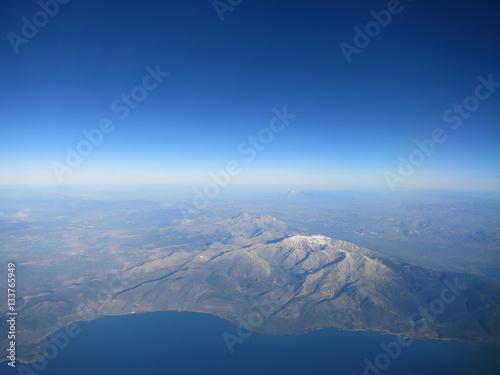 Zdjęcia Пролетая над Турцией