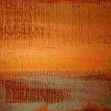 abstract  oil painting on canvas for interior, illustration