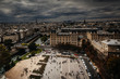 View on Paris form Notre Dame cathedral