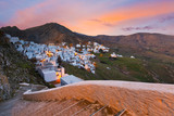 Serifos island in Cyclades island group in the Aegean Sea.