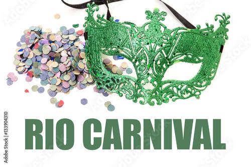 Poster Rio Carnival