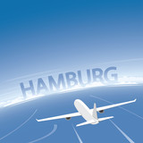 Hamburg Flight Destination