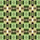 декоративный узор циновка зеленый